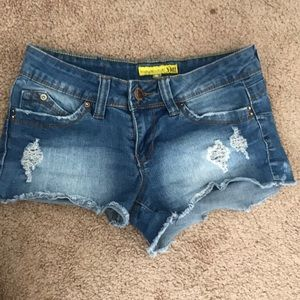 YMI Shorts - butt lifting shorts😽 (price can be negotiated)